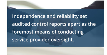 Header-Image The Importance of Audit Reports to Mutual Fund Service Provider Oversight